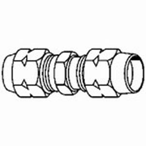 Air Brake Hose 24 Length 3//8 fitting
