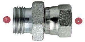 British Standard Pipe (BSP): DiscountHydraulicHose com