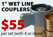 Wet Line Couplers
