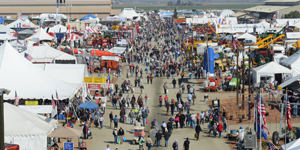 World Ag Expo in Tulare, CA