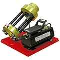 D100P Air-Powered Portable Hose Crimper