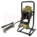 D100SH Portable Hose Crimper with Hand Pump