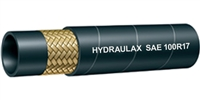 3,000 psi Braided Hydraulic Hose, SAE 100R17